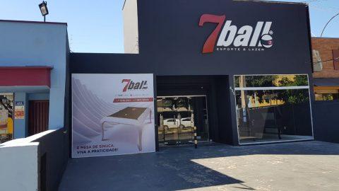 Loja Exclusiva 7ball – Campinas