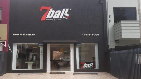 Loja Exclusiva 7ball – Curitiba