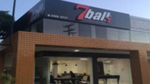 Loja Exclusiva 7ball – Salvador